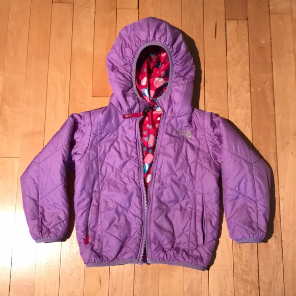 5fc9f0acfe7c The North Face Toddler Reversible Perrito Jacket. M 5a58c8ffa4c485b98cd23cbb